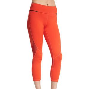 Alala Captain Crop Tights Yoga Pants XL
